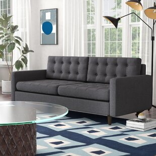 Gray Warren Sofa by Langley Street