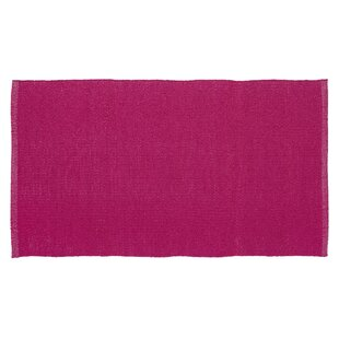 Harper Hand-Woven Pink Indoor/Outdoor Area Rug