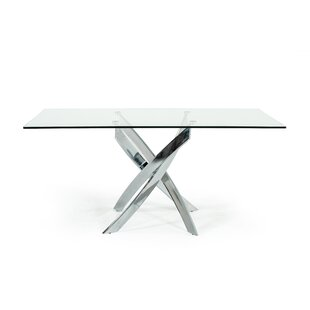 Great Price Camron Modern Dining Table By Orren Ellis