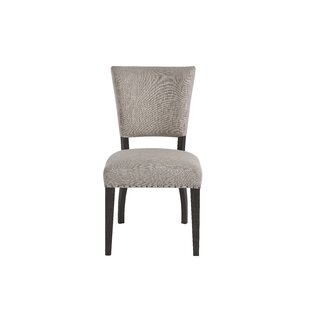 Red Barrel Studio Melnick Upholstered Dining Chair (Set of 2)