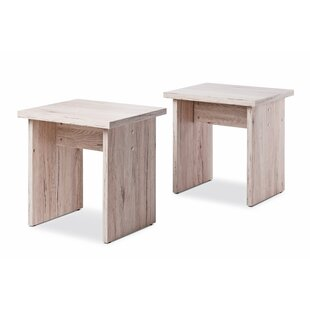 Review Munich Decorative Stool (Set Of 2)