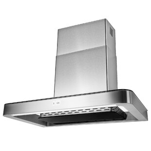30 295 CFM Ducted Wall Mount Range Hood