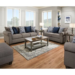 Delbert Sleeper Configurable Living Room Set