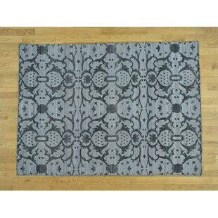 Reviews One-of-a-Kind Beth Reversible Handmade Kilim Black Wool Area Rug By Isabelline