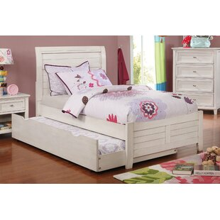 Great Price Sebring Storage Sleigh Bed by Harriet Bee Reviews (2019) & Buyer's Guide