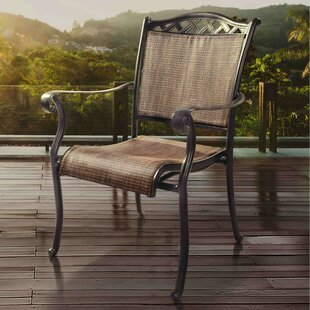 Largemont Stacking Patio Dining Chair