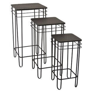Malec Square Nesting Plant Stand by Winston Porter