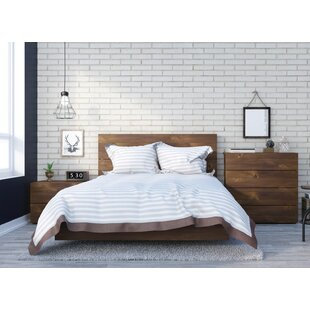 Amare Platform Bed by Union Rustic Modern