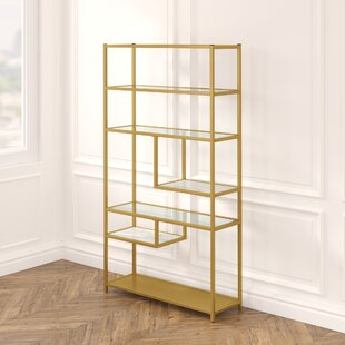 Selzer Bookcase by Mercer41 Great Reviews