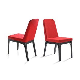 Comparison Clower Side Chair (Set of 2) by Orren Ellis Reviews (2019) & Buyer's Guide