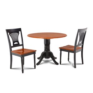 Chesterton Transitional 3 Piece Dining Se..
