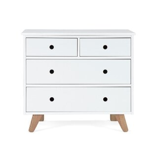 Duncan 4 Drawer Chest By Harriet Bee