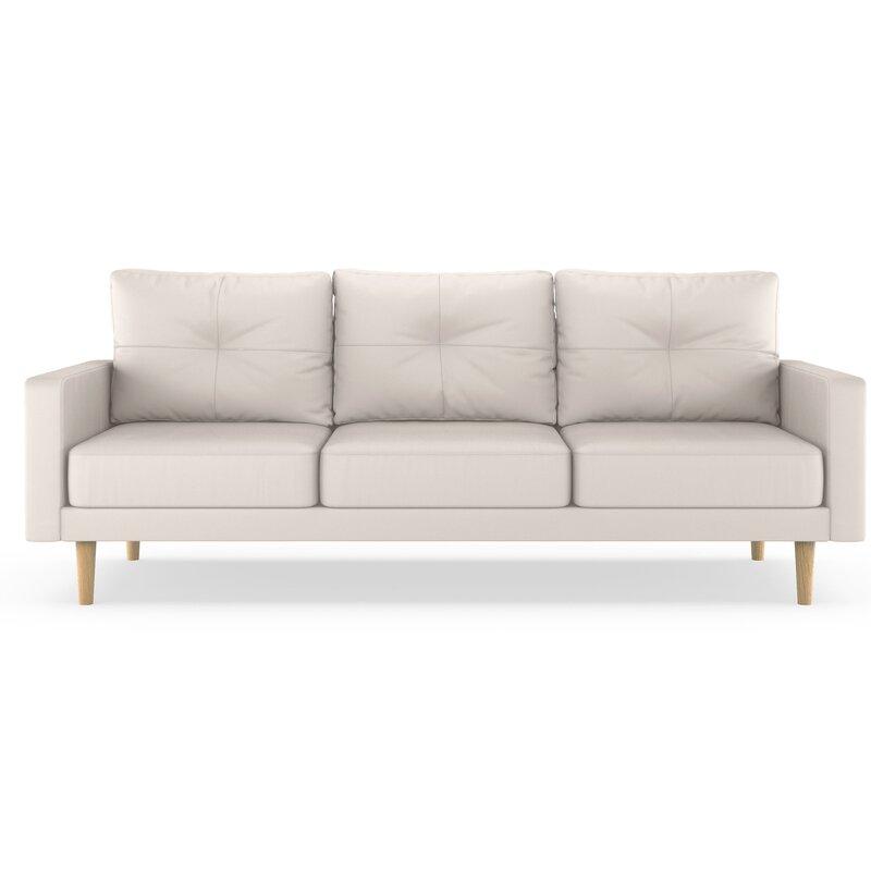 Superieur Schiavo Vegan Leather Sofa