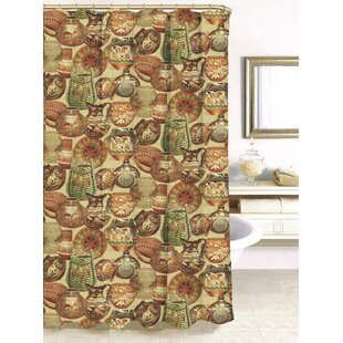 Artisan Single Shower Curtain
