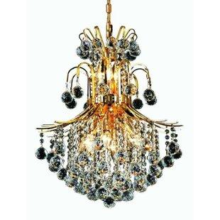 Great Price McAllen 11-Light Empire Chandelier By Mercer41