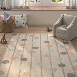 Claro Hand Tufted Ivory Area Rug