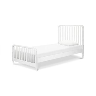 Jenny Lind Twin Slat Bed