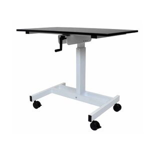 Single Column Crank Standing Desk
