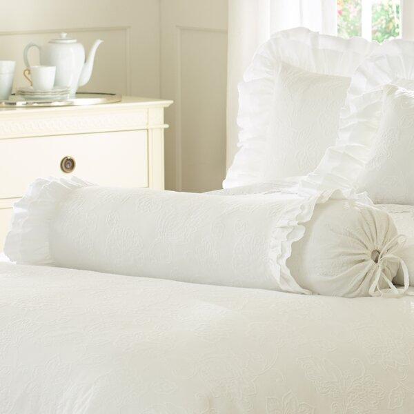 Astonishing Decorative Bolster Pillows Wayfair Evergreenethics Interior Chair Design Evergreenethicsorg