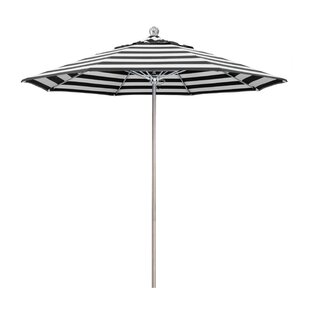 Luxy Series 9' Market Sunbrella Umbrella by California Umbrella