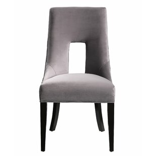 Cushman Upholstered Dining Chair by Mercer41 Best Design