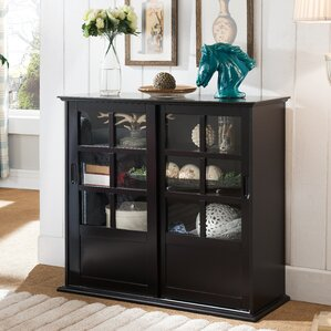 Caledonian Curio Cabinet by Red Barrel Studio