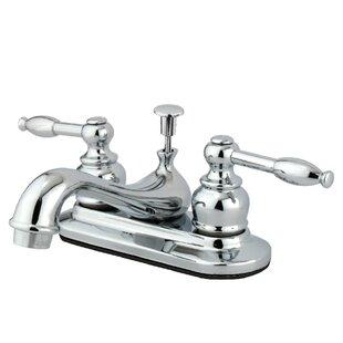 Kingston Brass Vintage Centerset Bathroom Fa..