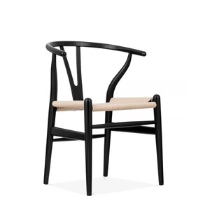 Housley Woodcord Solid Wood Dining Chair