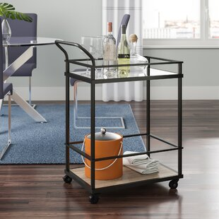 Damari Kitchen Bar Cart by Turn on the Brights
