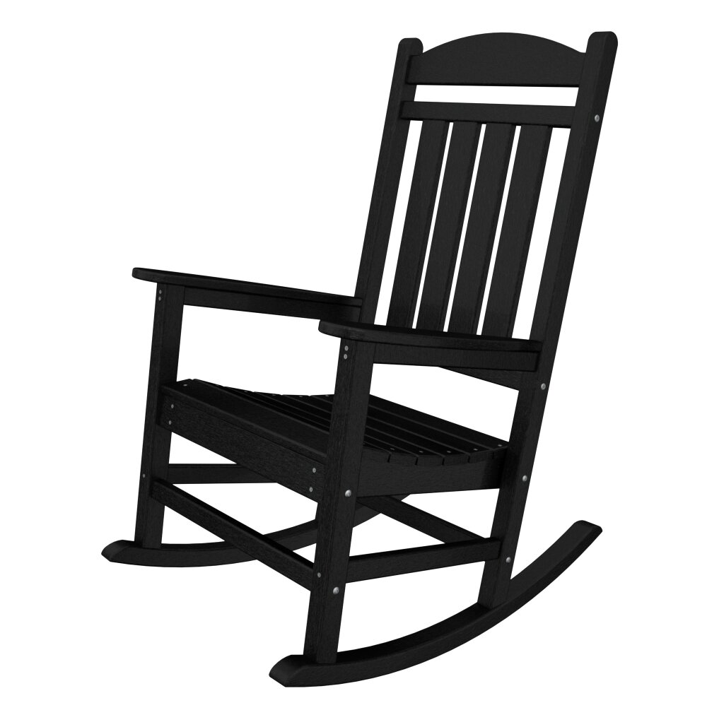 Polywood Presidential Rocking Chair Reviews Birch Lane