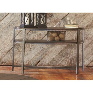 Trent Austin Design Rowan Demi-Lune Console Table