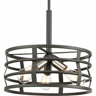 Williston Forge Pattie 3-Light Pendant