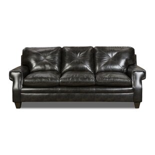 Simmons Upholstery Roger Marble Sofa by Red Barrel Studio