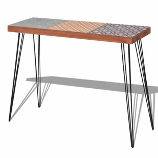 Chute Console Table By World Menagerie