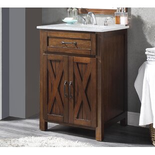 "Maud 24"" Single Bathroom Vanity Set"