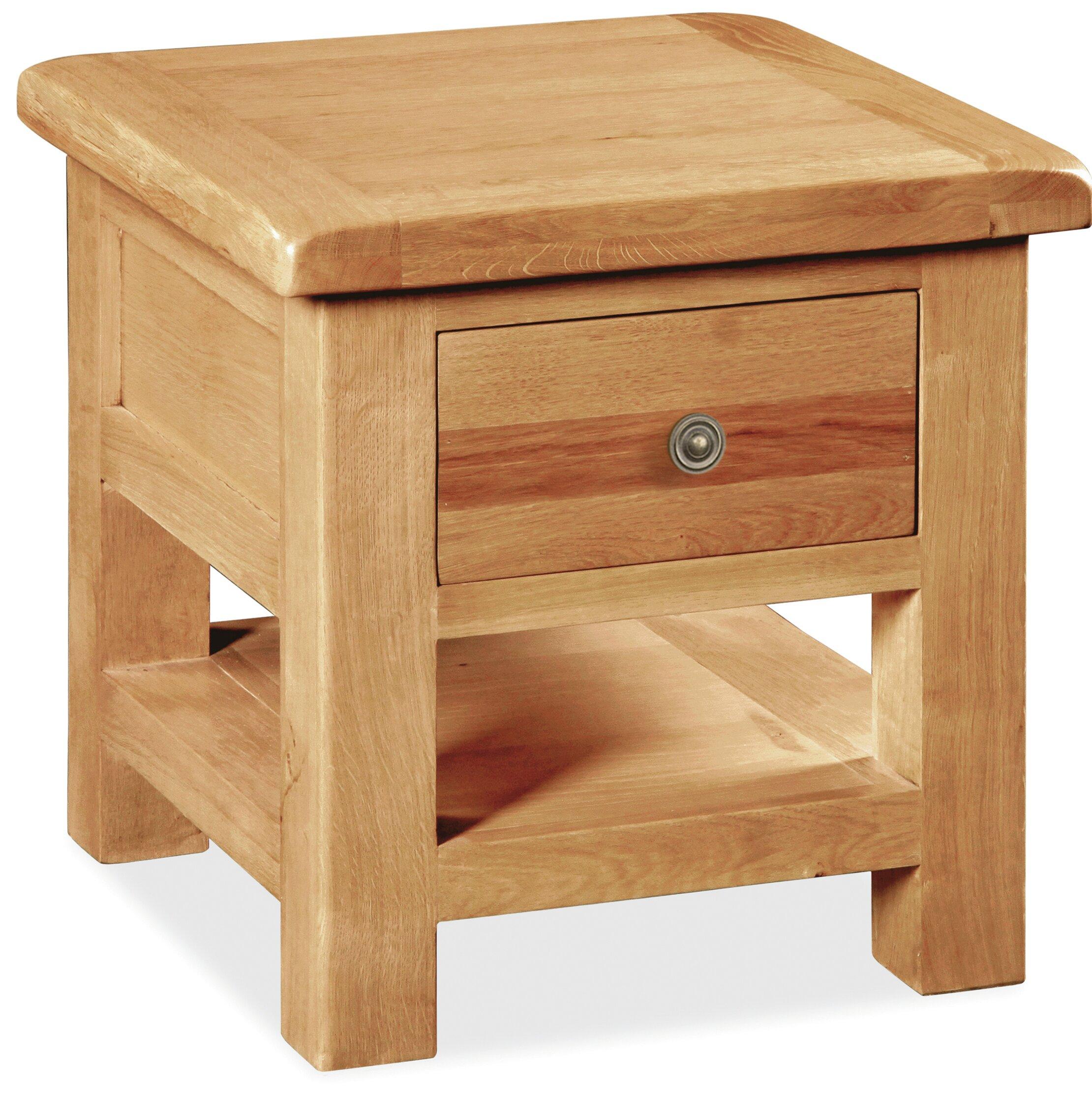 Gracie Oaks Della 1 Drawer Bedside Table Wayfair Co Uk