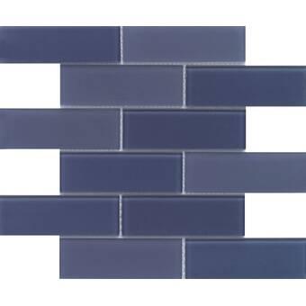 Faceables Old Brick Corners 3 X 15 Cement Subway Tile Wayfair