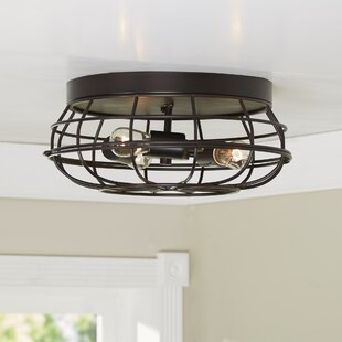 Cheke Flush Mount by Birch..