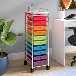 Savings Eady 10-Drawer Storage Chest By Rebrilliant