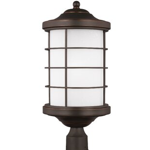 Affordable Price Harwood 1-Light Lantern Head By Breakwater Bay