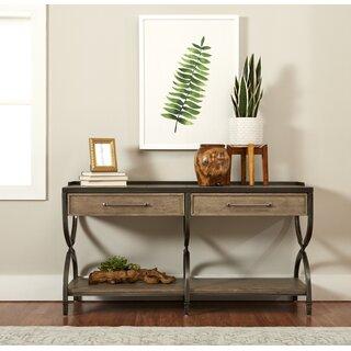 "Trisha Yearwood Home Tallahassee 54"" Console Table and Stool Set by Trisha Yearwood Home Collection SKU:AC304480 Purchase"