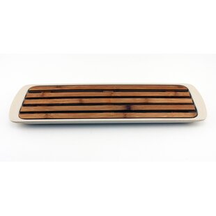 CookNCo Bamboo Bread Board