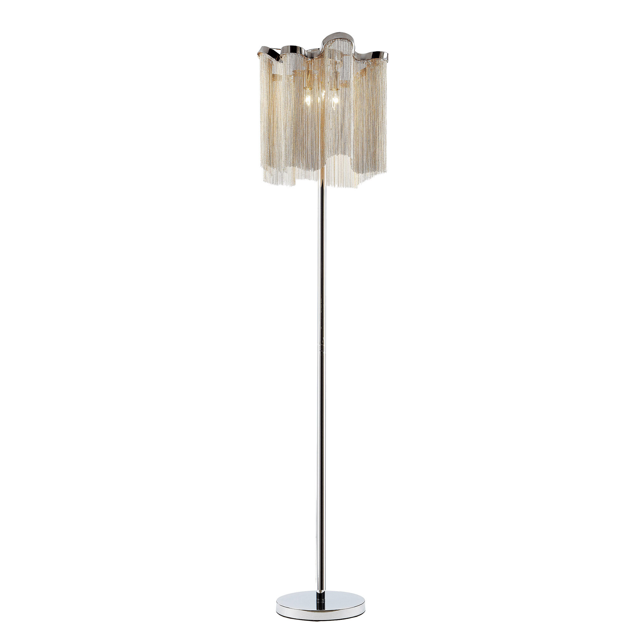 Willa Arlo Interiors 161 Cm Stehlampe Alysa Wayfair De