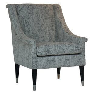 Chingford Upholstered Armchair by Brayden Studio