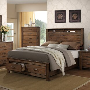 Reviews Louis Storage Platform Bed By Union Rustic