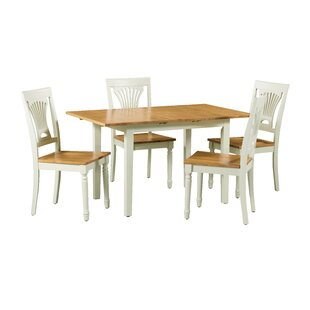 Shipe 5 Piece Dining Set by August Grove Reviews
