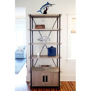 Boathouse Etagere Bookcase by MacKenzie-Dow