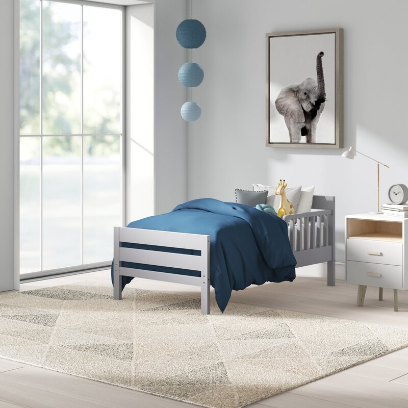 Mack Milo Aitken Toddler Platform Bed