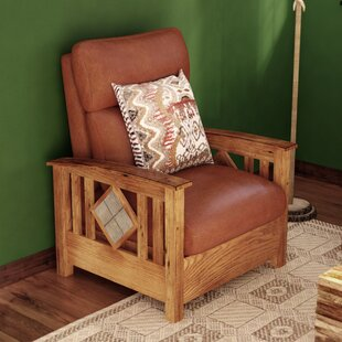 Fresno Armchair and Ottoman by Loon Peak