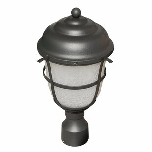Greek Outdoor 1-Light Lantern Head By eTopLighting Outdoor Lighting